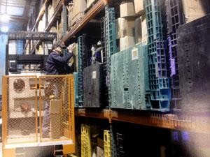 Warehouse-Lift